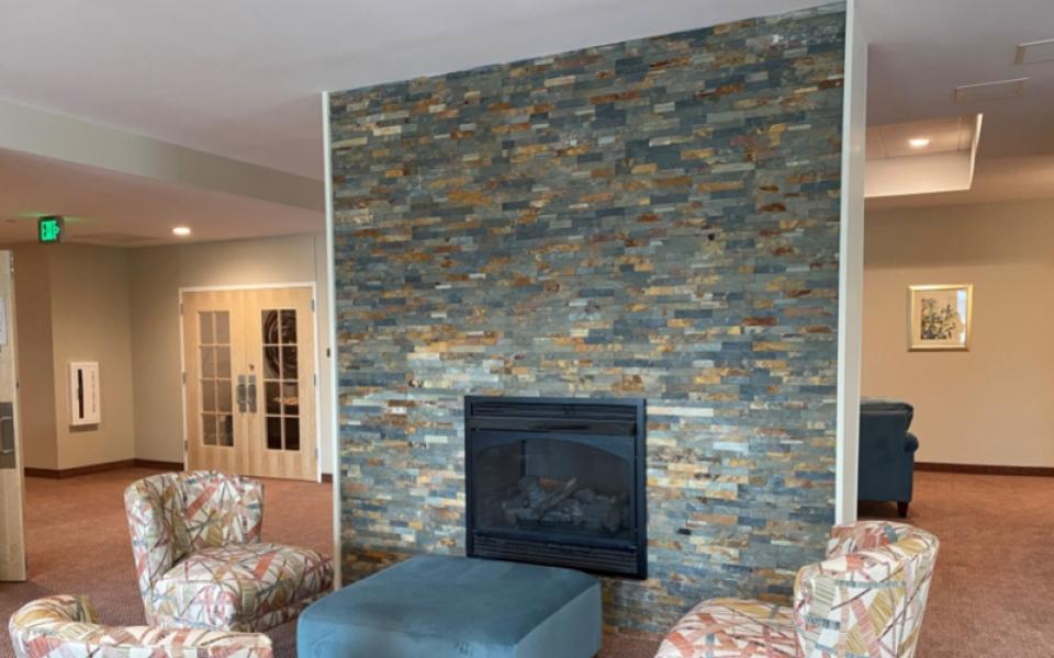 Anthony Place Ottawa Fireplace